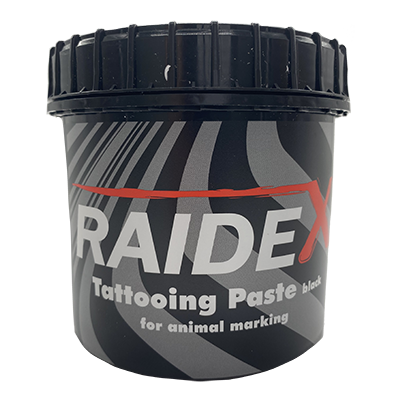 Tattooing Paste in 600g Raidex