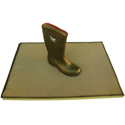 Disinfection mat in cover, 85 x 60 x 3 cm