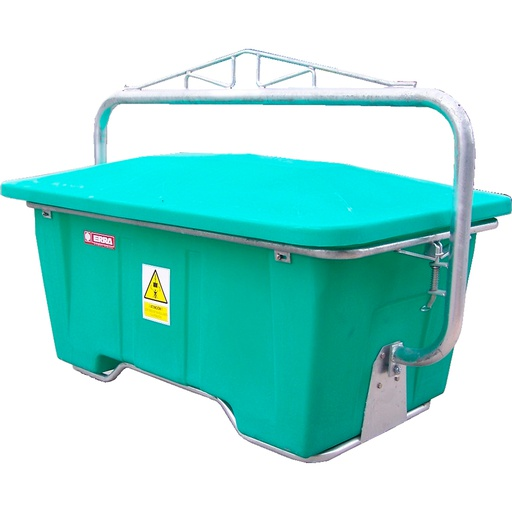 Carcass Container with trigger, 950 lts