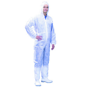 Overall with Hood - Non Woven