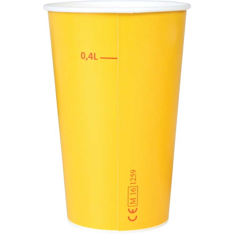 Semen collection cup, 400 ml