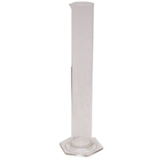 Graduated cylinder glass, 1000 ml