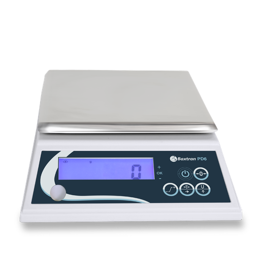 Digital Scale Kern 6,000 g, professional model