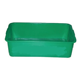 Foot disinfectant tray