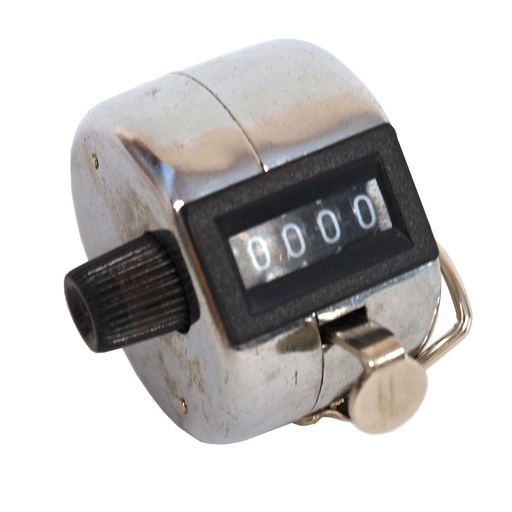Tally counter, range 1 - 9999