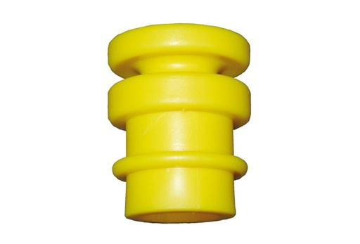 Insulator For Wood posts. For Use With Poly Wire And Poly Rope Model 2