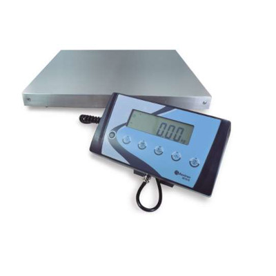 Mobile Platform Scale for weighing animals up to 150 kg (90x60 cm)