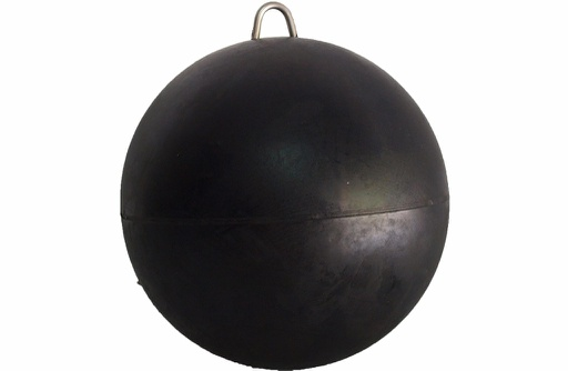 Rubber purine ball 150mm