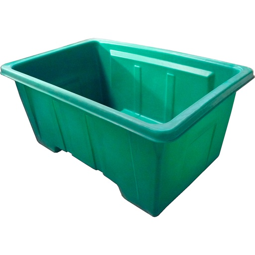 Polyethylene Carcass Container, 950 lts