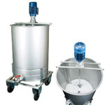 Wet feed Mixer 200 liters with motor