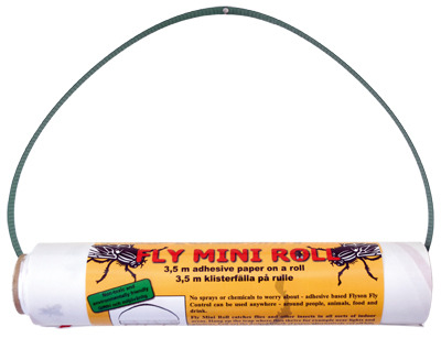Fly Mini Roll FLYSON 3,5 x 0,2  meters adhesive paper on a roll