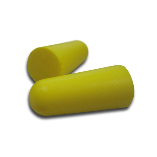 Noise protection ear plugs. 1000 pcs