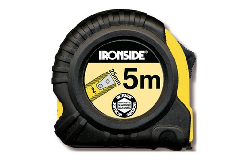 Tape measure with stop 5M