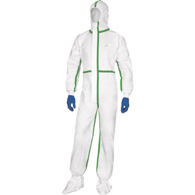 Chemical protection hooded overall Deltatek 5000®