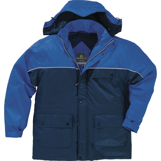 Parka With Thermal Insulation Insert
