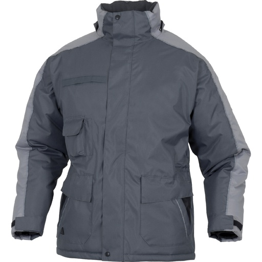 PU-Coated Polyester Oxford Cold Storage Parka