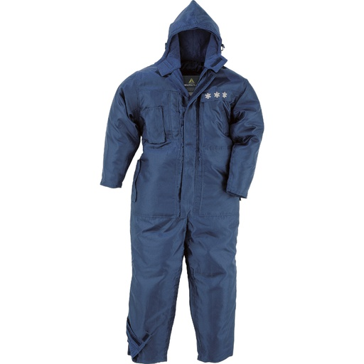 Extreme Cold Overall In Polyester / Cotton