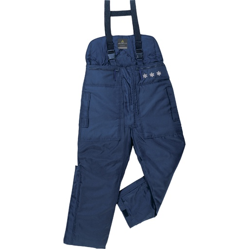 Extreme Cold Dungarees In Polyester / Cotton