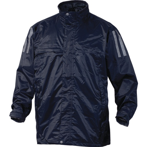 Polyester Coated PVC Rain Jacket
