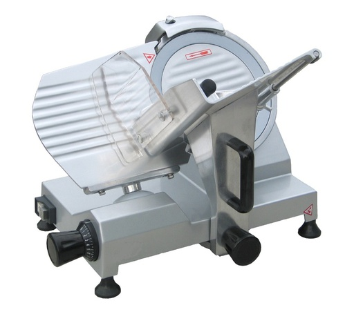 Professional cold meat slicer, 180W