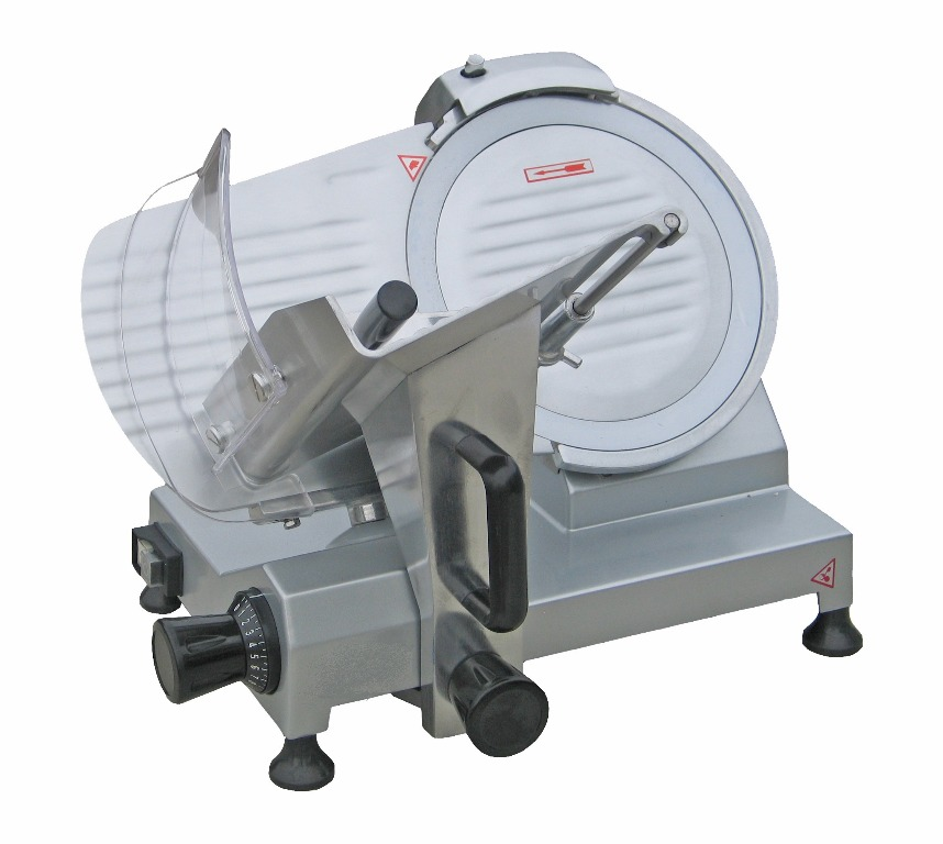 Professional cold meat slicer, 210W