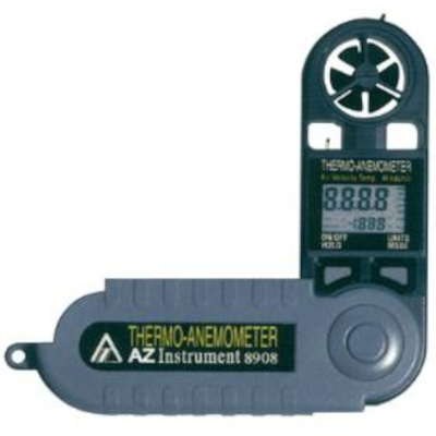 Portable Anemometer