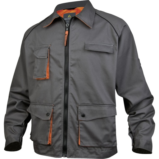 Working Jacket in Polyester cotton