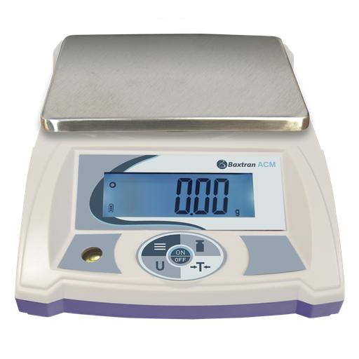Compact Design Scale 6,000 g