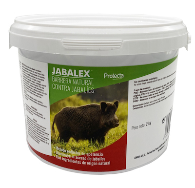 Repellent for wild boars, 2 kg