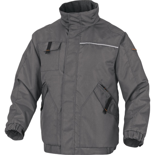 PU-Coated Polyester Windcheater - Removable Sleeves