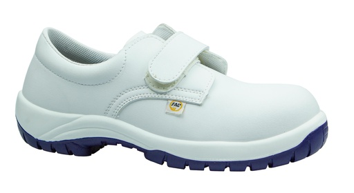 Food industry shoe with Velcro S2+SRC+CI