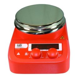 Hot plate magnetic stirrer, complete equipment.