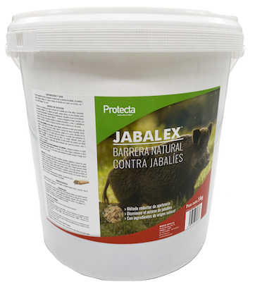 Repellent for wild boars, 5 kg