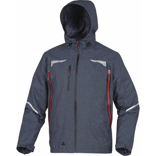 Parka 3 in 1, removable jacket