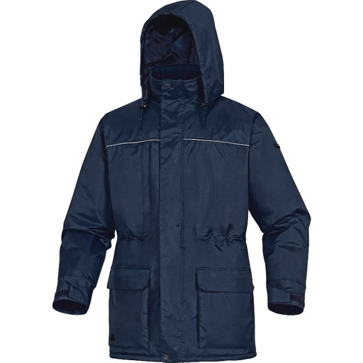 PVC- Coated polyester parka
