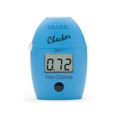 Free Chlorine Checker (0-2.50 ppm) (2)
