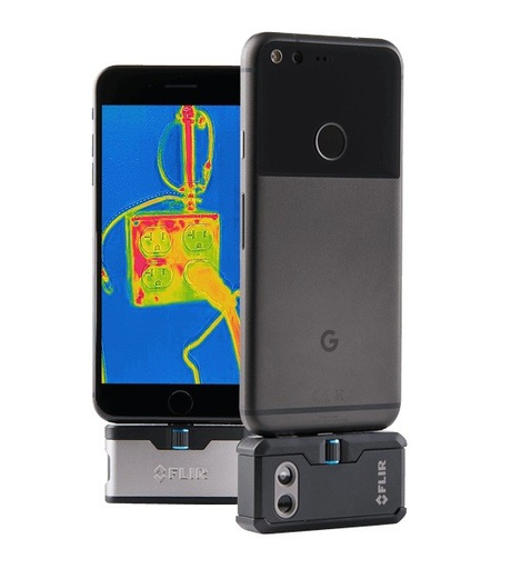 Caméra thermographique smartphone FLIR ONE Pro