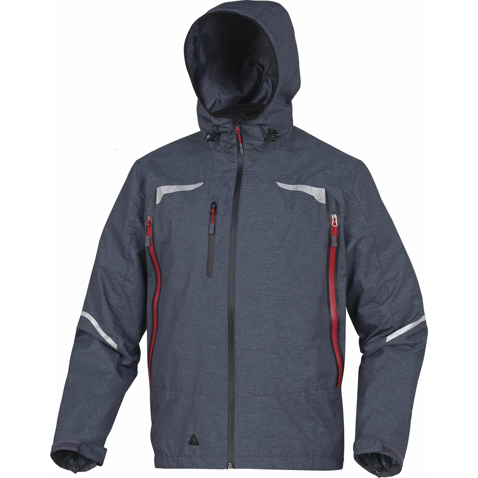 Parka 3 in 1, gilet staccabile