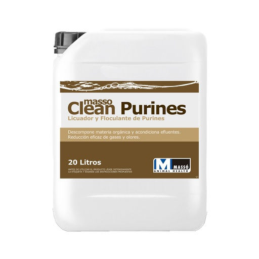 Massoclean Purines 20l