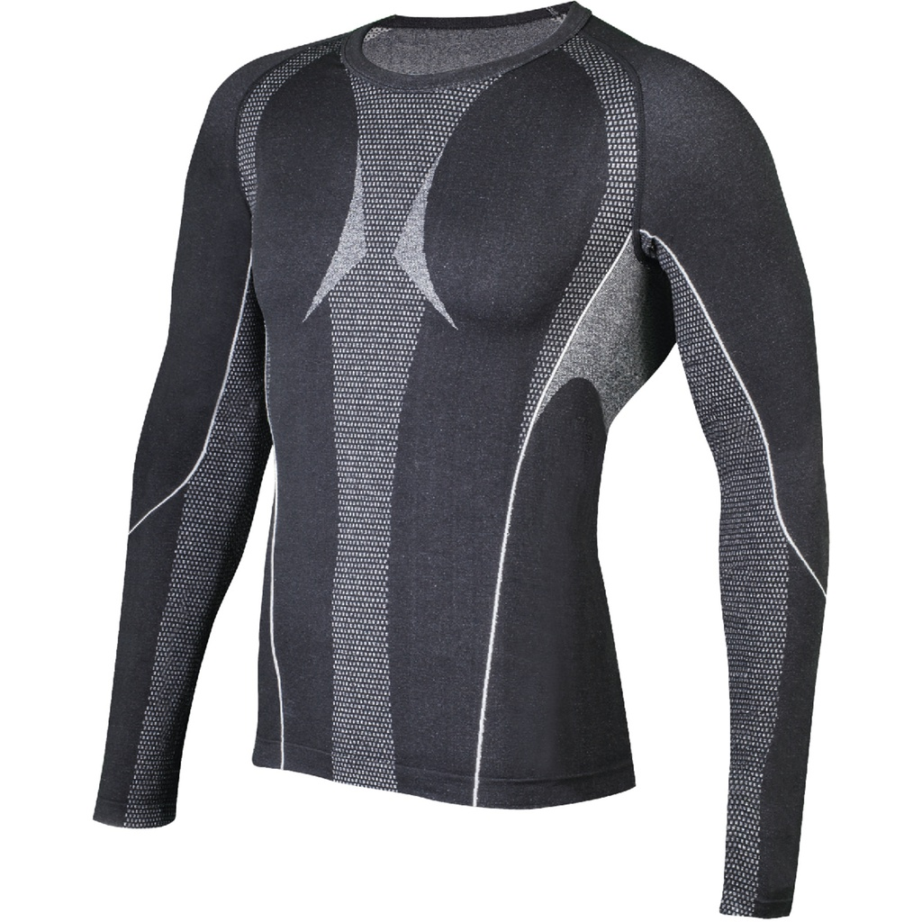 Delta Plus long sleeve raglan t-shirt Coolmax®