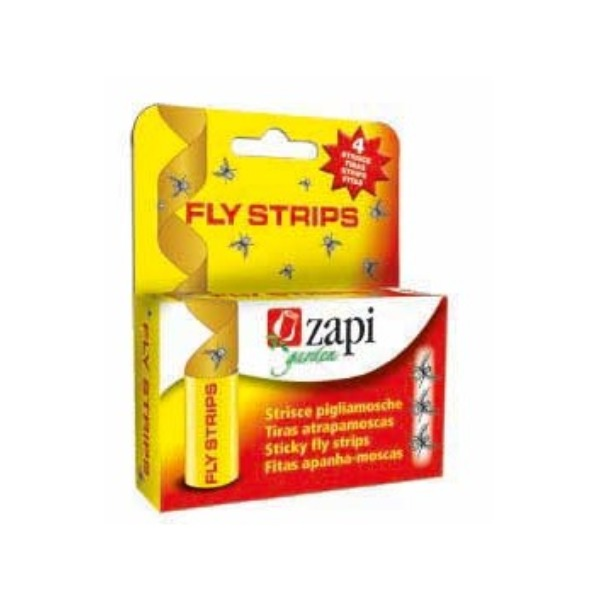 Bande attrape-mouches adhésive Fly Strips