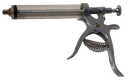 50-ml metallic vaccination gun