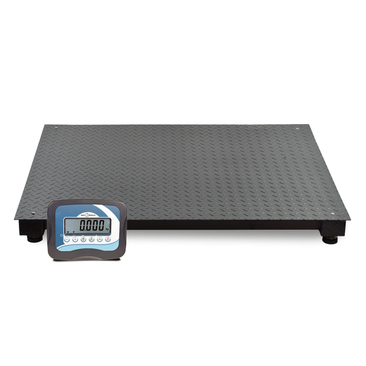 1500 kg 4 cell scale Baxtran