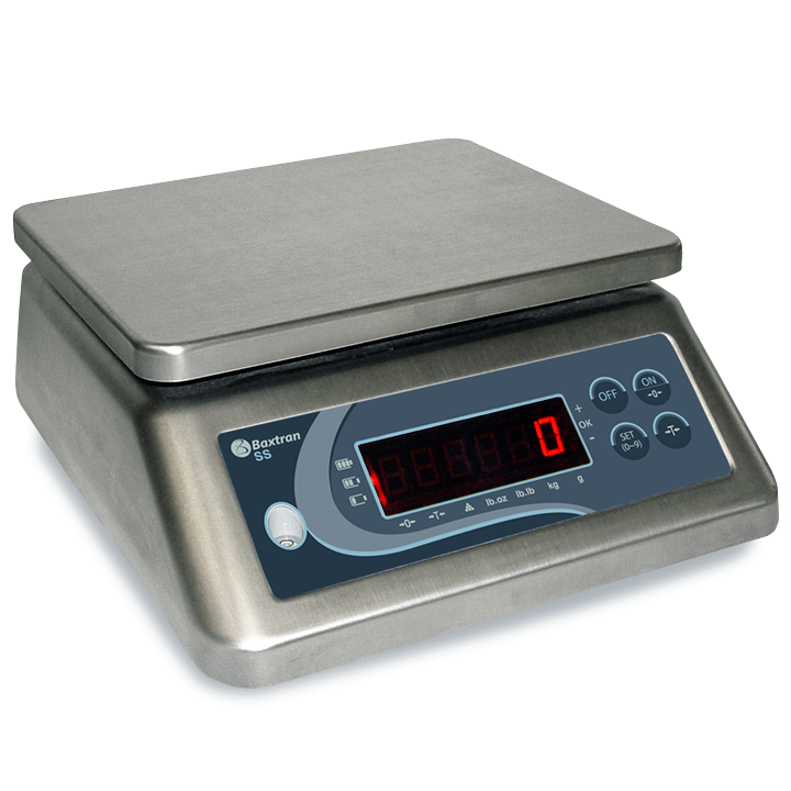 3 kg Checkweighing scale Baxtran
